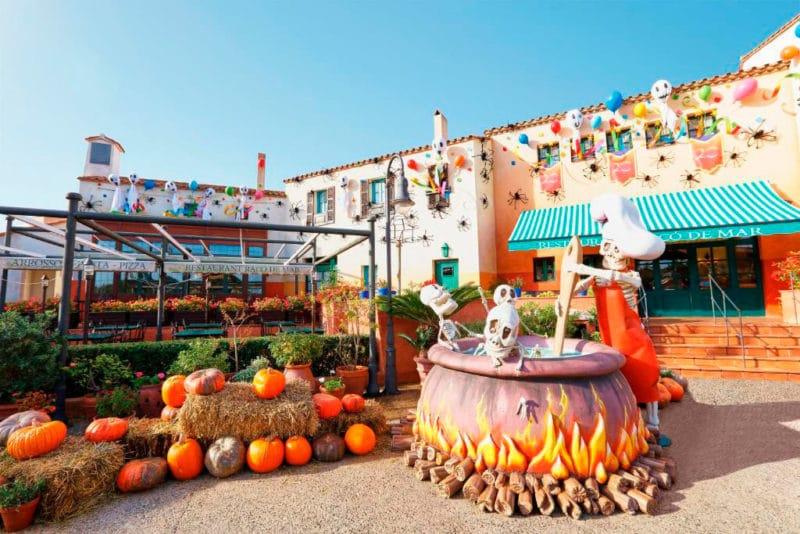 Halloween PortAventura Hotel