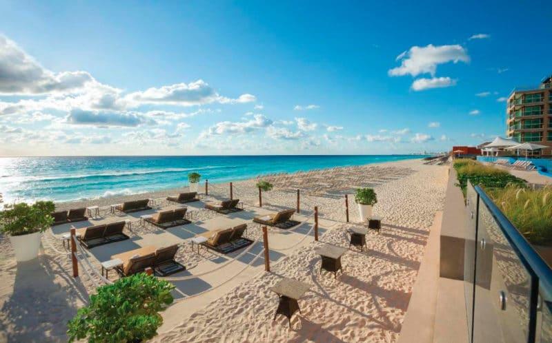 Hard Rock Hotel Cancun, en Zona Hotelera, Cancún, México