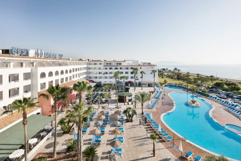 Hotel Best Mojacar, en Mojácar, Almería