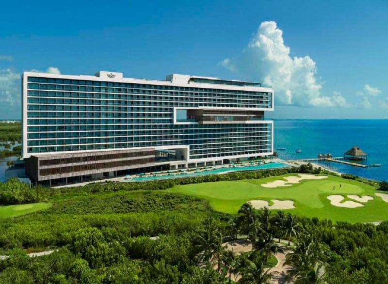 Dreams Vista Cancun Golf & Spa Resort, en Cancún, México