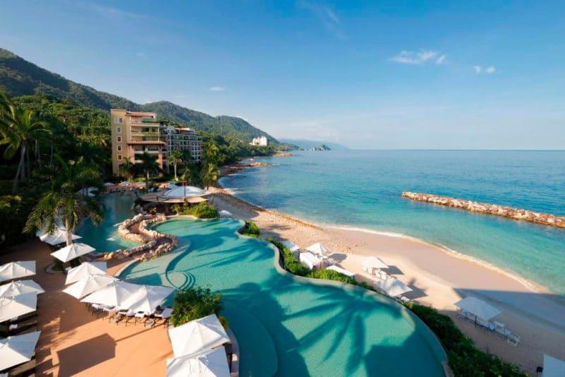 Hotel Garza Blanca Preserve Resort & Spa Puerto Vallarta, en Puerto Vallarta, México
