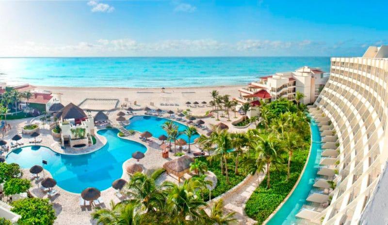 Hotel Grand Park Royal Cancún, en Zona Hotelera, Cancún, México