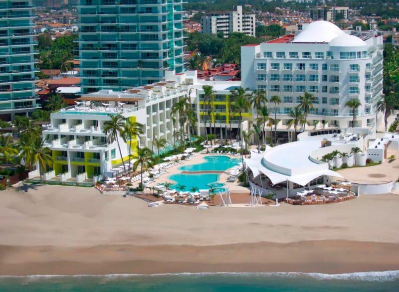 Hotel Hilton Puerto Vallarta Resort, en Zona Hotelera Nte., Puerto Vallarta, Jalisco, México