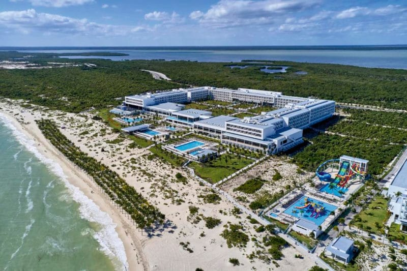 Hotel Riu Palace Costa Mujeres, en Subcondominio Playa, Condominio Costa Mujeres, Cancún, México