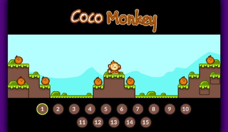 Juego FRIV Coco Monkey