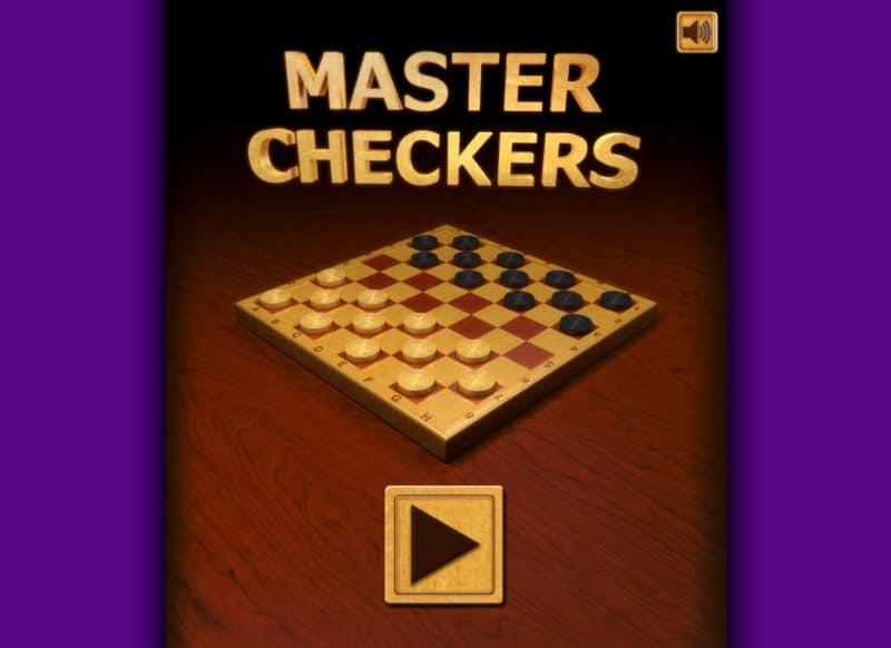 Juego FRIV Master Checkers