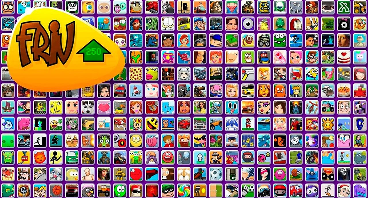 Los 10 mejores juegos FRIV para jugar gratis en familia
