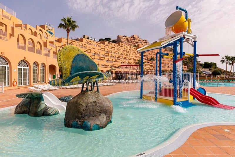 Mojácar Playa Aquapark Hotel, en Mojácar, Almería