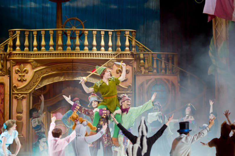 Obra de teatro Peter Pan