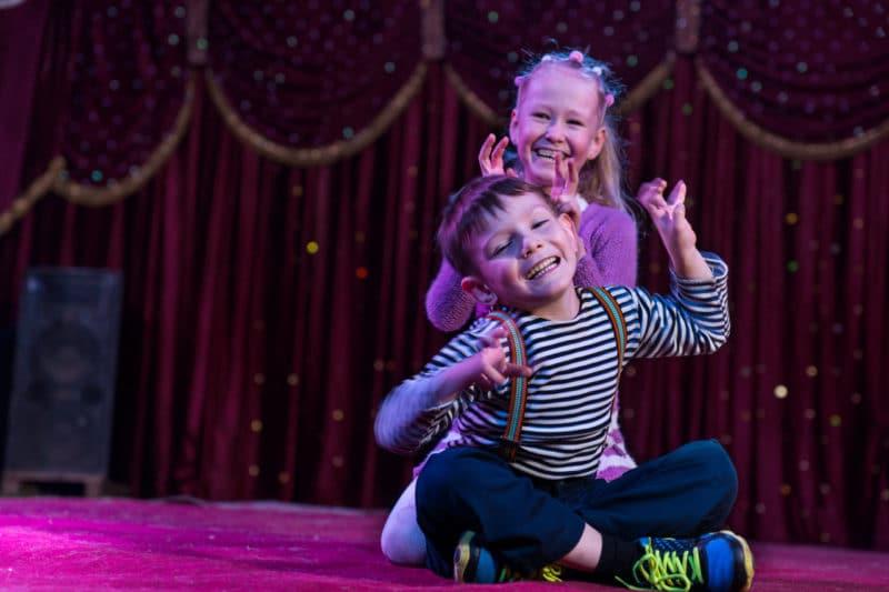 Obras de teatro cortas para niños