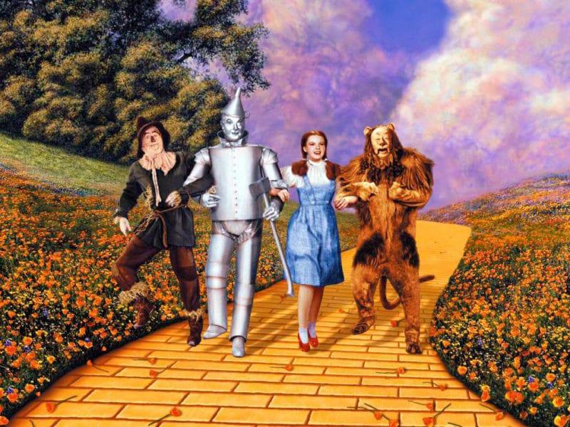 Obra de teatro El mago de Oz