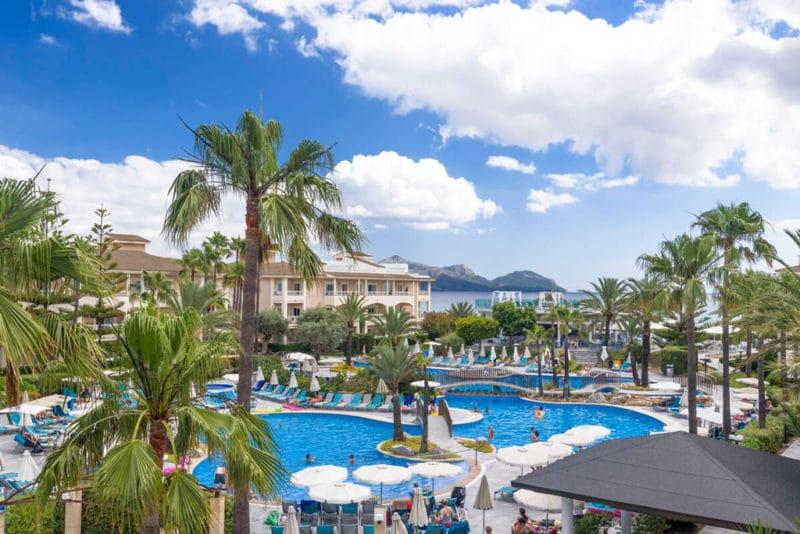 Playa Garden Selection Hotel & Spa, en Muro, Mallorca