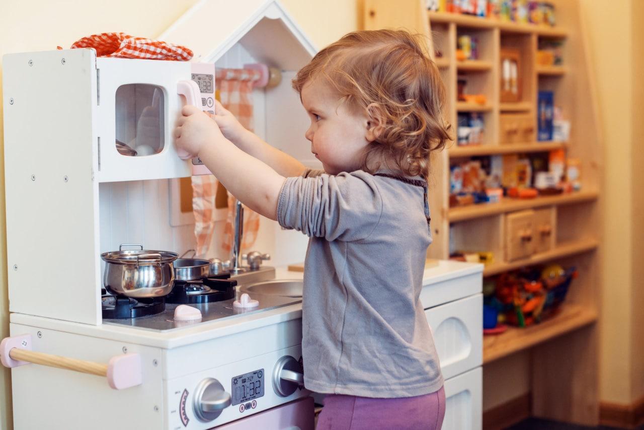 Las mejores cocinas de madera para los más pequeños de casa