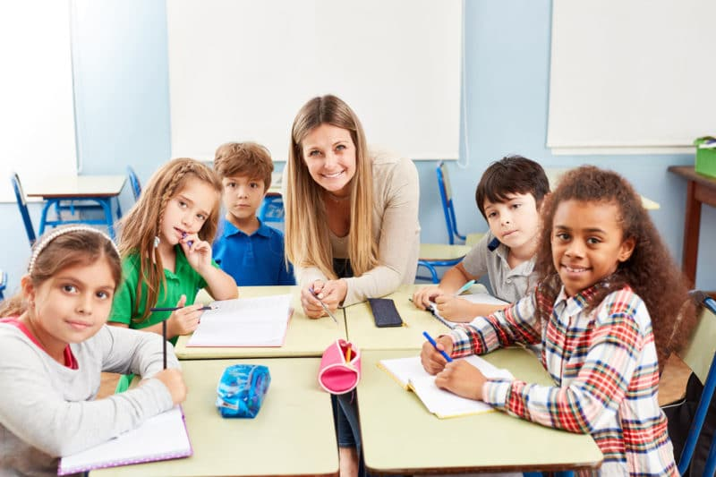 Factores de los maestros que dejan huella en sus alumnos