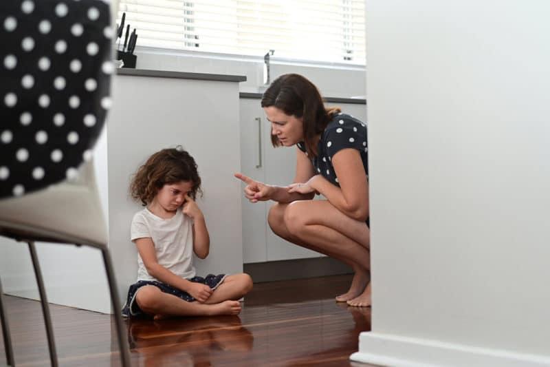 ¿Cómo dejar de perder la paciencia con los niños?
