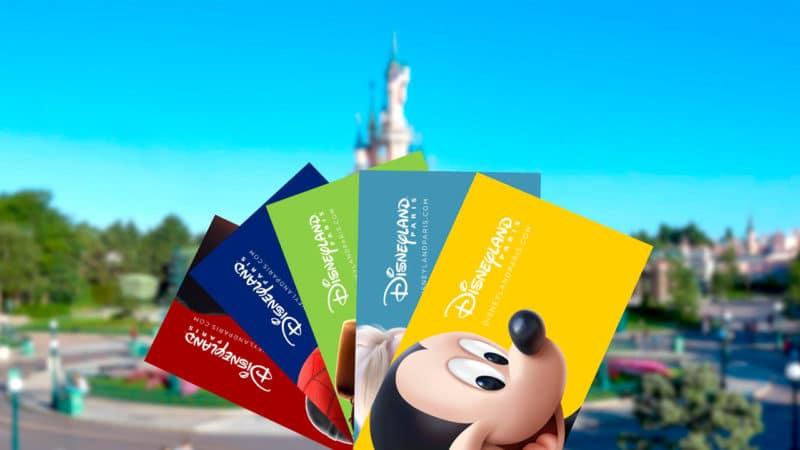 Entradas Disneyland Paris