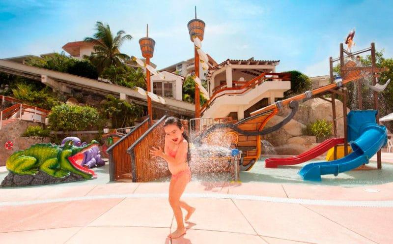Hotel Park Royal Beach Acapulco, en Acapulco, México
