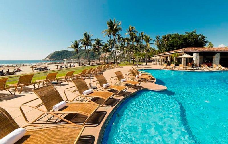 Hotel Pierre Mundo Imperial, en Acapulco, México