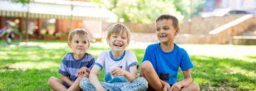 ¿Por qué tu hijo debe crecer junto a sus primos?