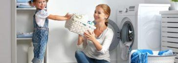 Tabla de tareas del hogar para los niños según la edad