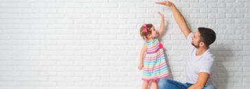 Tabla de peso y estatura del bebé, niño y niña