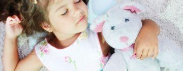 Cuánto deben dormir los niños