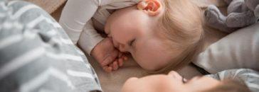 dormir hijo