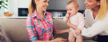 señales bebé apego madre
