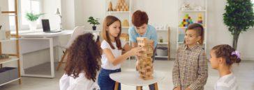 Piramide Maslow motivacio infantil